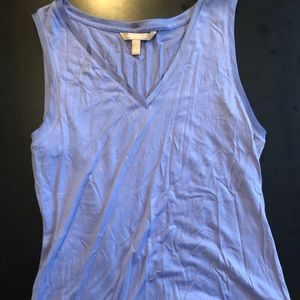 Women's Light Purple Banana Republic Top